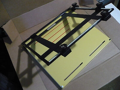 Saunders Master Four Blade 11x14 Easel