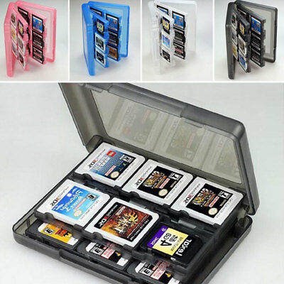 28 in 1 Game Card Case Holder Cartridge Box for Nintendo DS 3DS XL LL DSi MT