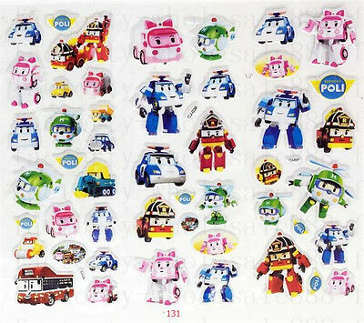 New Kids Traffic Stickers Party Gift Kids Favor Scrapbooking Crafts Stickers Lot