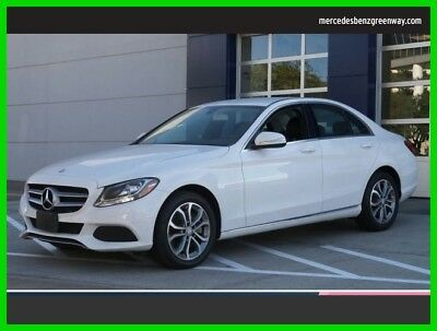 2015 Mercedes-Benz C-Class C 300 2015 C 300 Used Certified Turbo 2L I4 16V Automatic All Wheel Drive Sedan