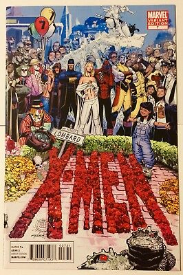 X-MEN #7 (2011) Chris Bachalo Variant Cover NM
