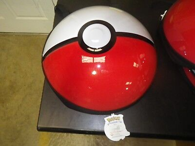 "Pokemon Boys' Poke Ball 16"" Backpack New With Tags!"