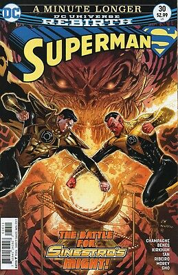 Superman #30 (NM)`17 Champagne/ Benes (Cover A)
