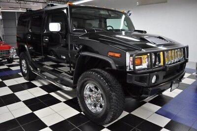 2003 Hummer H2 ONLY 53K MILES -  FLORIDA RUST FREE 2003 HUMMER H2 - DESIRABLE COLOR COMBO - X-CLEAN !!