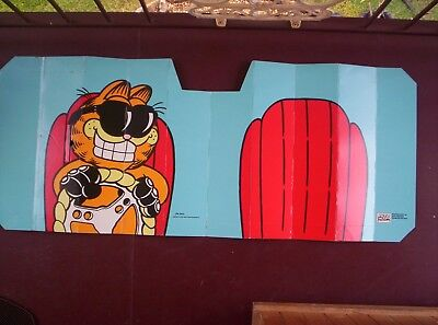 Garfield Sun Shade / Visor