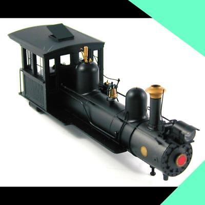 4-4-0 MODERN AMERICAN BOILER, WOOD CAB, UPPER STRUCTURE On30  BACHMANN  4001