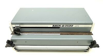 Rhin-o-Tuff Electric Punch OD4000 OD 4000 115V Free Shipping