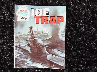 War Picture Library No 1890 Ice Trap Edition