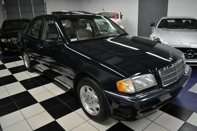 2000 Mercedes-Benz C-Class C280 - ONE OWNER WITH ONLY 67K MILES 2000 Mercedes-Benz One Owner! A Florida Salt-Free Mercedes!