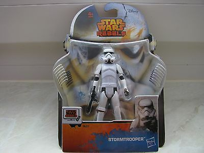 Hasbro STAR WARS Rebels STORMTROOPER Neu OVP Science Fiction Figuren