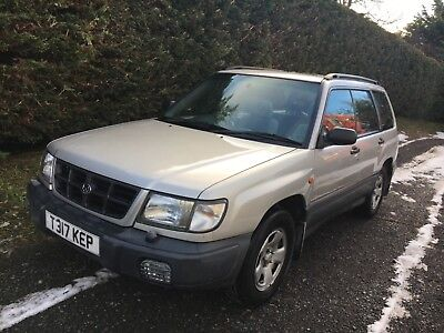 Subaru Forester 2.0 Petrol Auto AWD 125k Full Service History SPARES OR REPAIRS