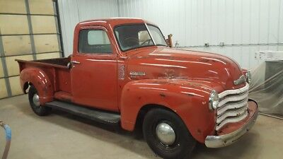 1949 Chevrolet Other Pickups  1949 CHEVROLET PICKUP 3600 LONG BOX EXCELLENT PATENA