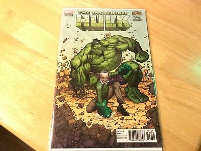 The INCREDIBLE HULK 709 STAN LEE exclusive Variant Marvel  Comic Book