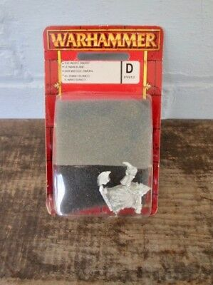 Warhammer Age Of Sigmar The White Dwarf Miniature Limited Editon Metal Oop