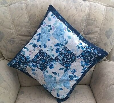 Patchwork Quilting Kit Complete Cushion Kit - Road to Oklahoma