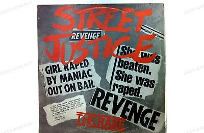 The Rake - Street Justice UK Maxi 1983 /3