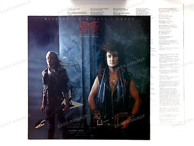 McAuley Schenker Group - Perfect Timing GER LP 1987 + Innerbag /4