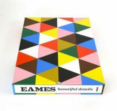 Eames: Beautiful Details * MID-CENTURY BOOK * BRAND NEW * SEALED * FREE SHIPPING