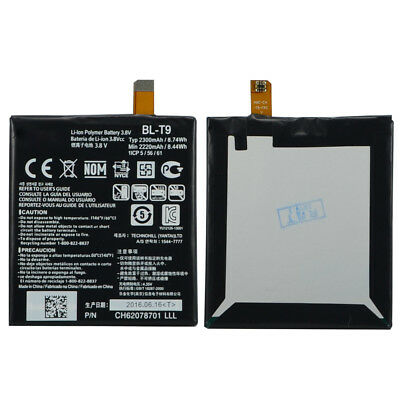 Replacement Cell Phone Battery BL-T9 2300mAh Fit For LG Google Nexus 5 D820 D821