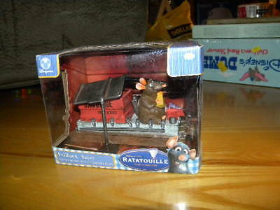 Walt Disney's Pixar Ratatouille Pullback Racer Toy Vehicle In Package A
