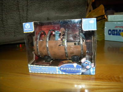 Walt Disney's Pixar Ratatouille Pullback Racer Toy Vehicle In Package B