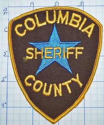 Arkansas, Columbia County Sheriff Dept Patch