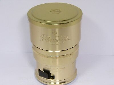 Lomography Petzval 58mm f/1.9 Nikon F Mount Art Lens Bokeh Control Gold version