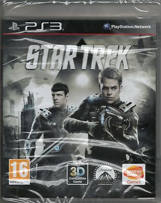 STAR TREK: The Video Game PS3 (startrek) ~ NEW / SEALED