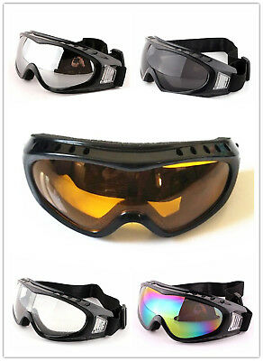 Anti-Wind Outdoor Riding Glasses Snowboard Ski Goggles Eyewear Kids Children
