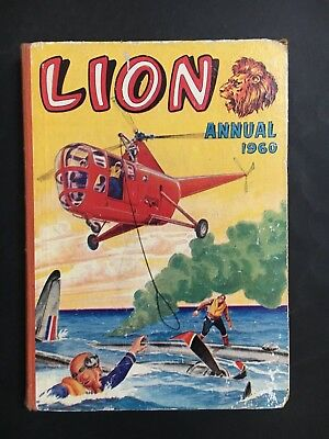 Lion Annual From 1960, 160 Pages