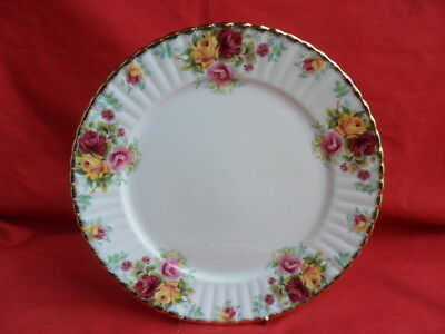 "Royal Stafford, BOUQUET, 2 x 10.25"" Dinner Plates"