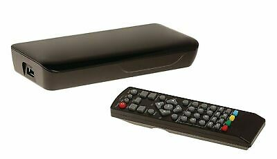 DVB-T2 HD Freeview TV Receiver 1080p SCART and HDMI