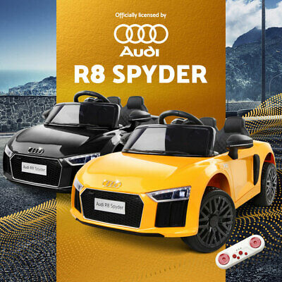 Audi Licensed Kids Ride On Car Electric 12V Toys Cars Remote Control Battery