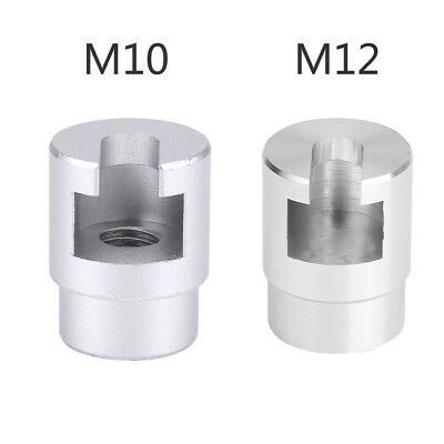 M10 M12 Adapter Tips Paintless Dent Repair PDR Lifter Slide Hammer Pulling Tabs