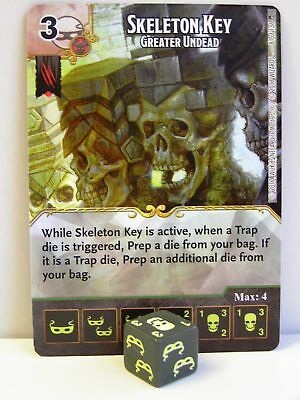 Dice Masters - 1x #081 Skeleton Key Greater Undead - D&D Tomb of Annihilation