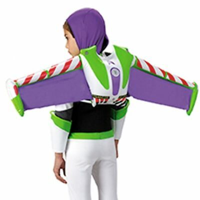 Disney's Toy Story Buzz Lightyear Child Inflatable Jet Pack Costume Accessory