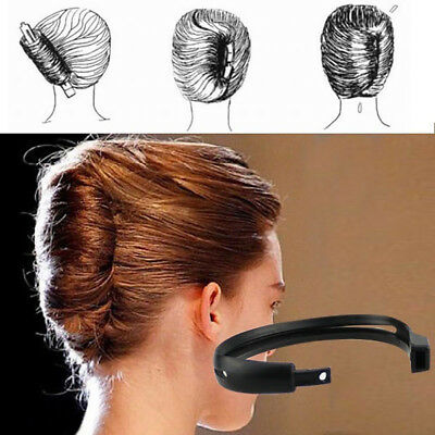 DONNA HAIR STYLING Updo CIAMBELLA CHIGNON Clip Accessori French Twist Maker