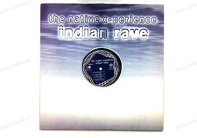 The Native X-Perience - Indian Rave GER Maxi 1995 /4