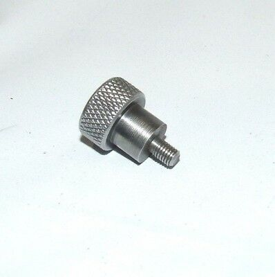 Ammco 9481 Brake Lathe Chip Sheild Hold Down Thumb Screw Mount To Cutter