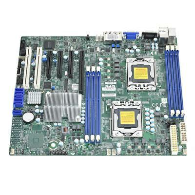 Supermicro X8DTL-iF Dual Intel 5500/5600 Xeon LGA1366 ATX Server Motherboard