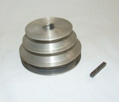 AMMCO 3000 4000 BRAKE LATHE 3 step MOTOR DRIVE PULLEY 3024