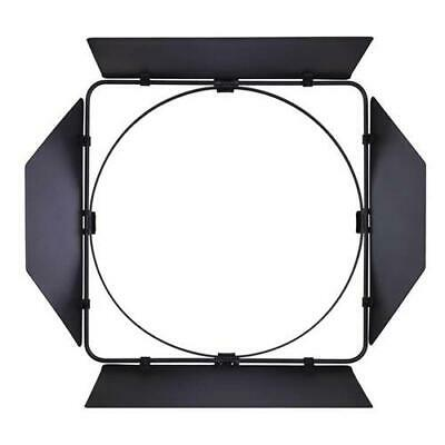 Rotolight Aluminum Barn Doors with Mounting Knobs for AEOS LED Light #RL-AEOS-BD