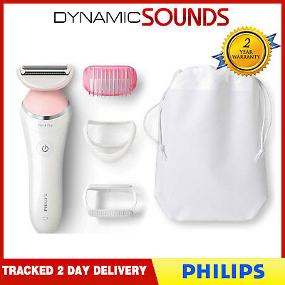 Philips SatinShave BRL140 Wet&Dry Advanced Electric Rechargeable Lady Shaver