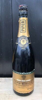 Champagne PIPER-HEIDSIECK  Brut extra 1962