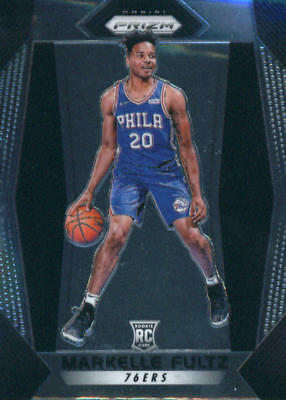 2017-18 Panini Prizm Basketball Cards Pick From List 1-250 (Includes Rookies)