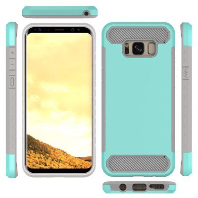 For Samsung Galaxy S8/S8 Plus Ultra thin Full Hard Case 360 Protective Cover HOT