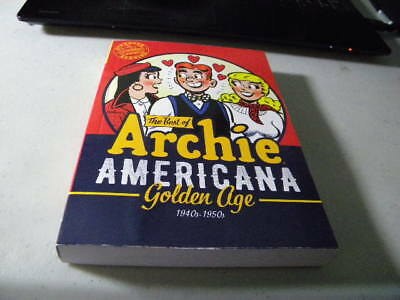 Best of Archie Americana Golden Age 1940's-50's Comics Digest Comic Book