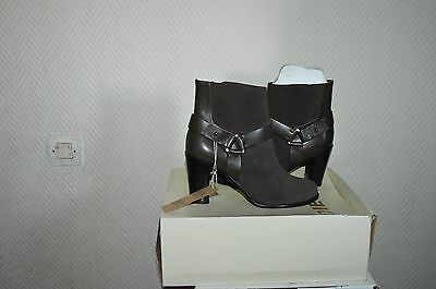 Chaussure Bottes  Bottines Cuir Diesel Taille 40 / Us 9 Boots/botas/stivali Neuf