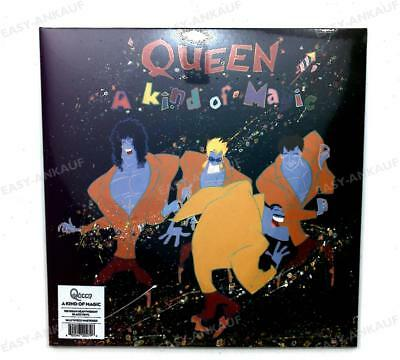 Queen - A Kind of Magic (Limited Edition) [Vinyl LP] /0