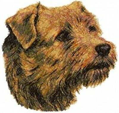 Large Embroidered Zippered Tote - Norfolk Terrier AED16228